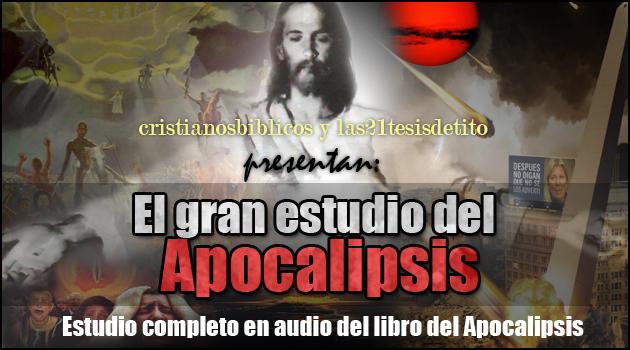 Estudio en audio del Apocalipsis
