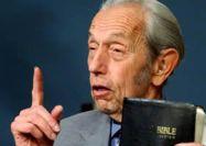 Los falsos profetas como Harold Camping han sido desenmascarados en esta charla bíblica con la espada de la verdad
