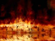 Esa doctrina calvinista de que Dios ha predestinado a la condenación a miles millones de personas es un disparate y una burda doctrina de demonios, si esa doctrina fuera cierta, entonces los condenados no tendrian ninguna culpa de su condenación ...