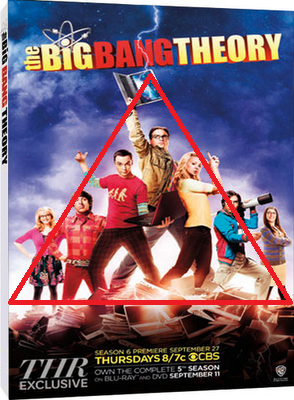 The Big Bang Theory 6 Cover