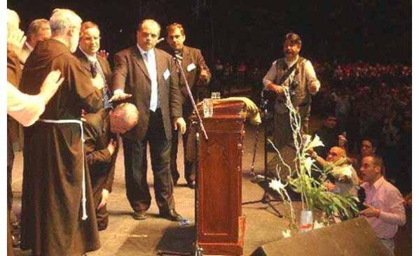 El 19 de junio de 2006, el III Encuentro Fraterno de la Comunión Renovada de Evangélicos y Católicos