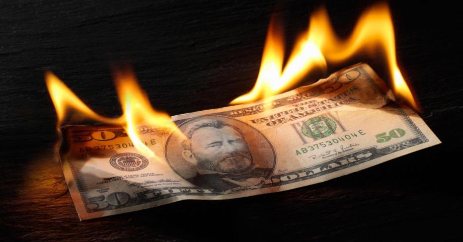 US-Dollar-on-Fire