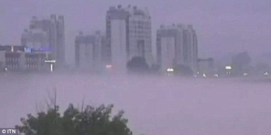 Fenómeno inexplicable: ciudades fantasma flotantes aterrorizan a loschinos